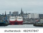 Aberdeen  Scotland  Uk   13...