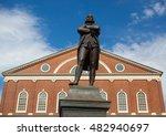boston massachusetts usa   july ... | Shutterstock . vector #482940697
