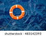 Safety Equipment  Life Buoy Or...