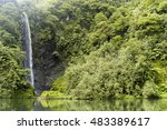 maroto   tahiti   french... | Shutterstock . vector #483389617