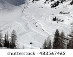 Cross Country Skiing Trails In...
