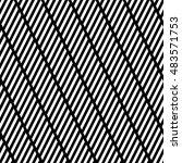 vector seamless texture. modern ... | Shutterstock .eps vector #483571753