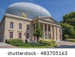 zwolle  netherlands   august 31 ... | Shutterstock . vector #483705163