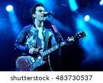 isle of wight festival   june... | Shutterstock . vector #483730537