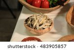 Small photo of Dried Charales fish 1