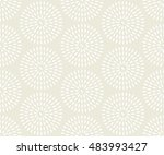 abstract rice seamless pattern. ... | Shutterstock .eps vector #483993427