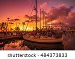 Beautiful Panorama Of Sailing...