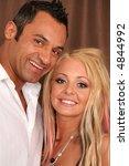 young beautiful couple | Shutterstock . vector #4844992