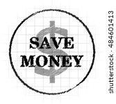 save money icon. internet...   Shutterstock . vector #484601413