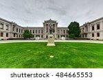 boston  massachusetts  ... | Shutterstock . vector #484665553