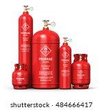 fuel industry manufacturing... | Shutterstock . vector #484666417