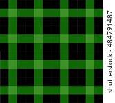 texture of scott pattern shine... | Shutterstock . vector #484791487