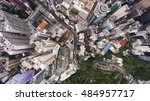 top view aerial photo from...   Shutterstock . vector #484957717