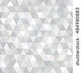 white paper texture seamless... | Shutterstock .eps vector #484980883