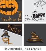 vector illustration of... | Shutterstock .eps vector #485176417
