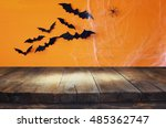 Halloween Holiday Concept....