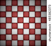 Checkered Textured Pattern Of...