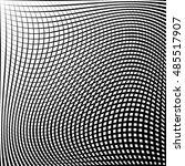 abstract grid  mesh pattern... | Shutterstock . vector #485517907