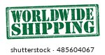 "stamp with text ""worldwide... 