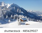 Amazing Winter Landscape In...