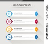 web element design