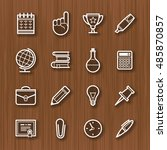 line icons set. for business ...