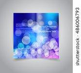 Vector Two Fold Brochure Desig...