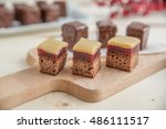 Chocolate Dominos With...