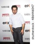 jj abrams arrives at america...   Shutterstock . vector #486446047