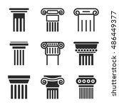 column vector icons. simple...
