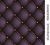 quilted seamless pattern....   Shutterstock .eps vector #486608443