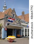 Old Fashioned Cheese Shop At...