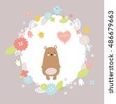 Birthday Card With Animals....
