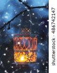 Decorative Christmas Lantern...