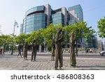 dublin  ireland   sept 20  2012 ... | Shutterstock . vector #486808363