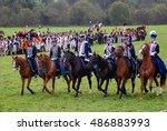 borodino  moscow region  ... | Shutterstock . vector #486883993