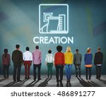 Small photo of Creation Ability Aspiration Ability Innovation Skills Concept