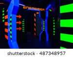 Laser Tag Play Arena With...