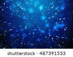 best internet concept. globe ... | Shutterstock . vector #487391533