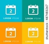 2nd calendar four color...