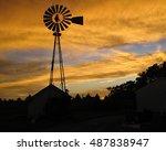 Small photo of Farm Windmill