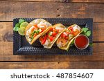 Mexican Street Tacos With...