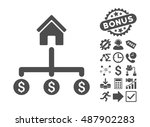 building payments pictograph...   Shutterstock .eps vector #487902283