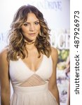 Small photo of Singer and Actress Katherine MCPhee attends to the launch of the cover issue of Ocean Drive Magazine at The Confidante Hotel in Maimi Beach on September 23rd, 2016