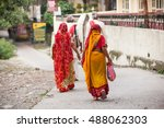rishikesh  india   september 24 ... | Shutterstock . vector #488062303