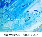 abstract background. ink marble ... | Shutterstock . vector #488122207