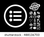 items icon with bonus design...