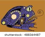 frog | Shutterstock . vector #488364487