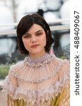 Soko  At The Photocall For The...