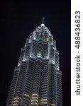 kuala lumpur  malaysia   19 may ...   Shutterstock . vector #488436823